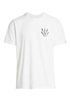 rag & bone Multicolor Dagger T-Shirt
