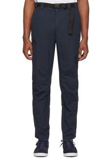 rag & bone Navy Drake Trousers