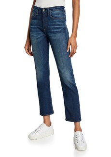 rag & bone Nina High-Rise Ankle Cigarette Jeans