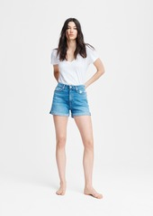 rag & bone Nina High-Rise Short - Palmer