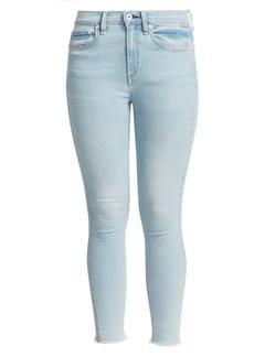 rag & bone Nina High-Rise Skinny Ankle Jeans
