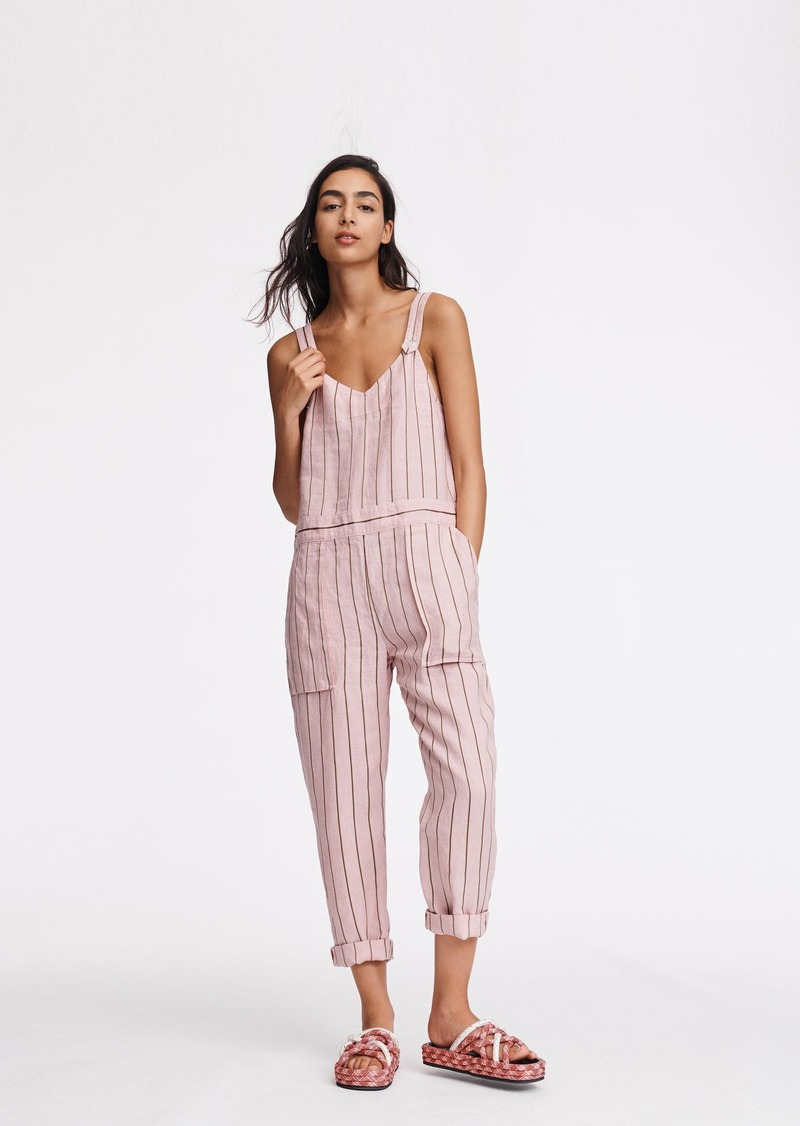 rag & bone NINA JUMPSUIT