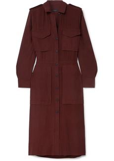 rag & bone Oasis Crinkled-voile Dress