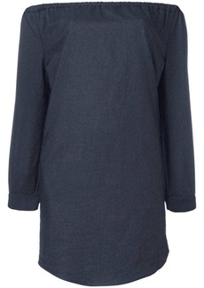 Rag & Bone off-shoulders pocket dress