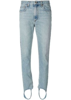 Rag & Bone Olivia stirrup jeans