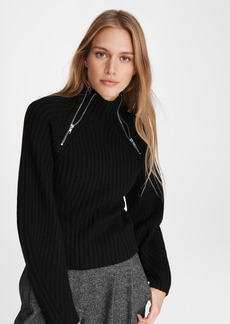 rag & bone Olivia Wool Turtleneck