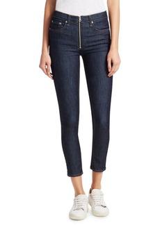 rag & bone Onslow Ankle-Crop Jeans