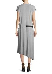 Rag & Bone Ophelia Asymmetric Tee Dress
