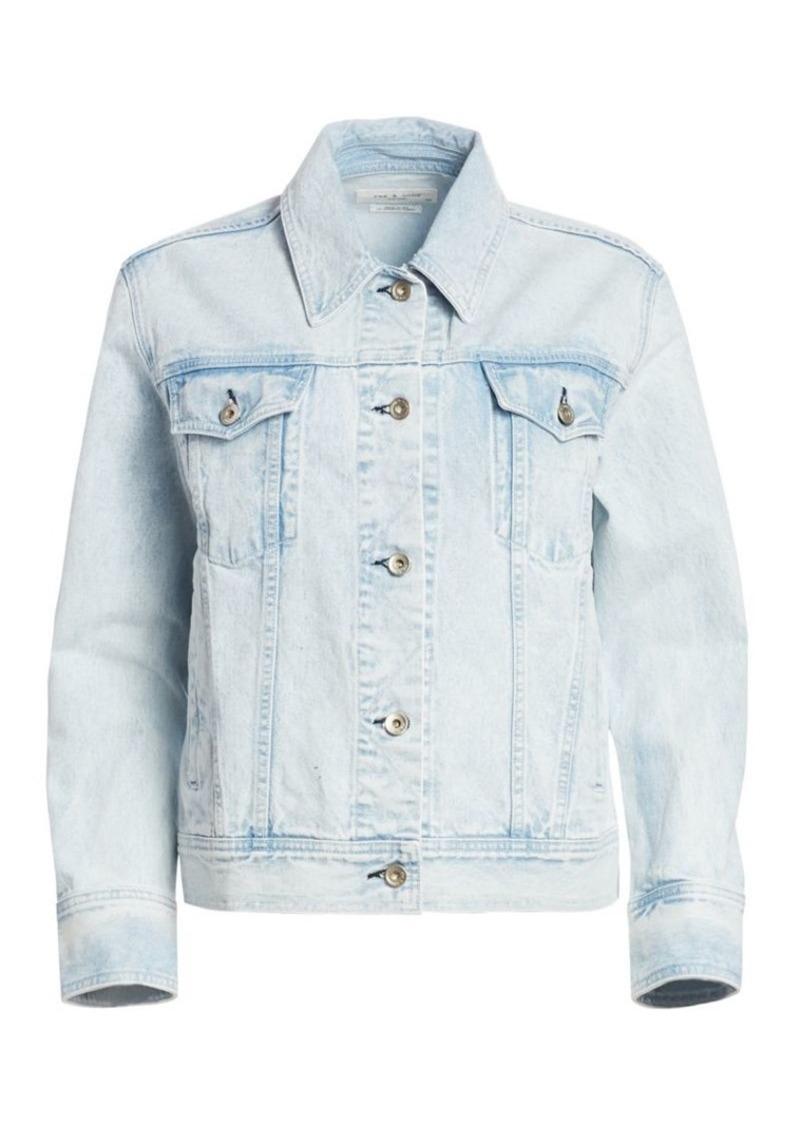 rag & bone Oversized Denim Jacket