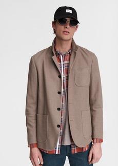 rag & bone Parker Italian Cotton Linen Blazer