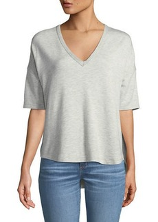 Rag & Bone Phoenix Dropped-Shoulder Tee