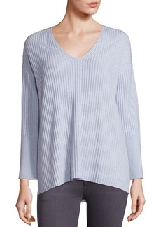 Rag & Bone Phyllis Cashmere Bell Sleeve Sweater