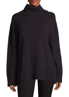 Rag & Bone Phyllis Wool & Cashmere Turtleneck Sweater