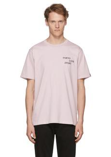 Rag & Bone Pink 'Tokyo Love Story' T-Shirt