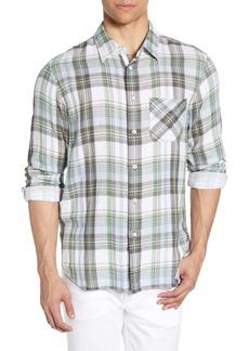 rag & bone Plaid Beach Shirt