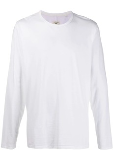 rag & bone plain relaxed-fit sweatshirt