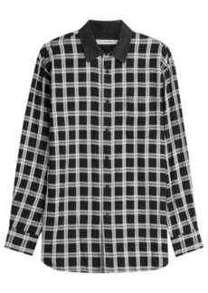 Rag & Bone Printed Cotton Shirt
