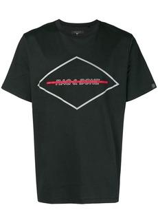 Rag & Bone printed logo T-shirt