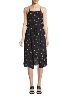 Rag & Bone Printed Shift Dress