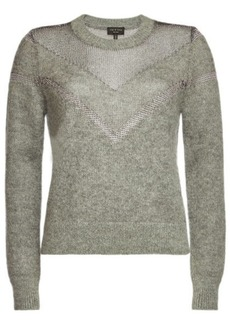 Rag & Bone Pullover with Mohair and Alpaca