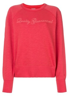 Rag & Bone Quality Guaranteed jumper