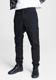 rag & bone Quilted Drake Stretch Nylon Pant