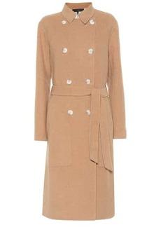 rag & bone Rach reversible wool-blend coat