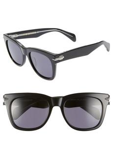 rag & bone 54mm Polarized Sunglasses