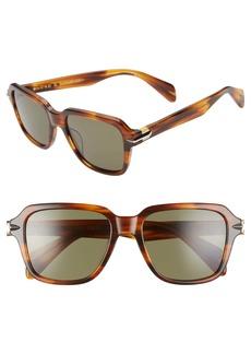 rag & bone 54mm Square Sunglasses