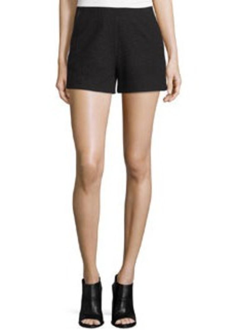 Rag & Bone Cora Mid-Rise Jacquard Shorts