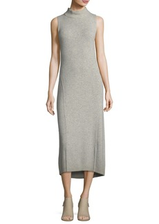 Rag & Bone Ace Turtleneck Sleeveless Cashmere Dress