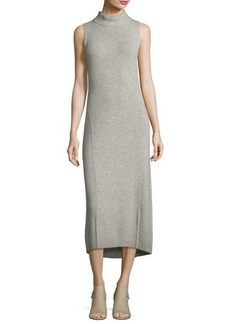 Rag & Bone Ace Turtleneck Sleeveless Cashmere Dress