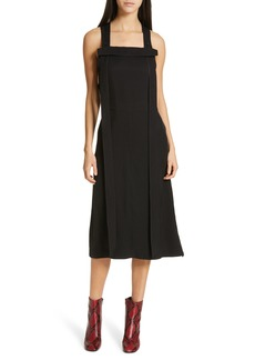 rag & bone Adrian Pinafore Dress
