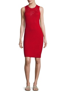 Rag & Bone Adriana Pointelle-Knit Dress