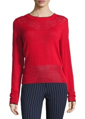 Rag & Bone Adriana Pointelle Sweater