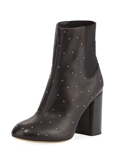 Rag & Bone Agnes Studded Leather Ankle Boots