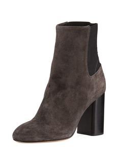 Rag & Bone Agnes Suede Block-Heel Boot