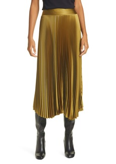 rag & bone Alma Pleated Skirt