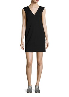 Rag & Bone Alma V-Neck Shift Dress