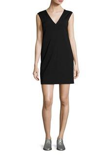 Rag & Bone Alma V-Neck Shift Dress