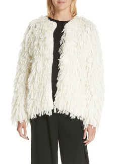 rag & bone Amber Wool Sweater Coat