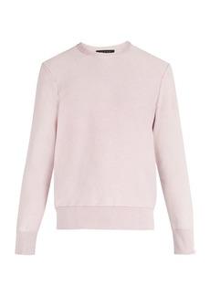 Rag & Bone Anderson crew-neck cotton sweater
