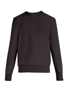 Rag & Bone Anderson crew neck faded sweater