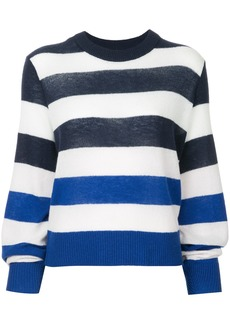 Rag & Bone 'Annika' cashemere crew sweater - Blue