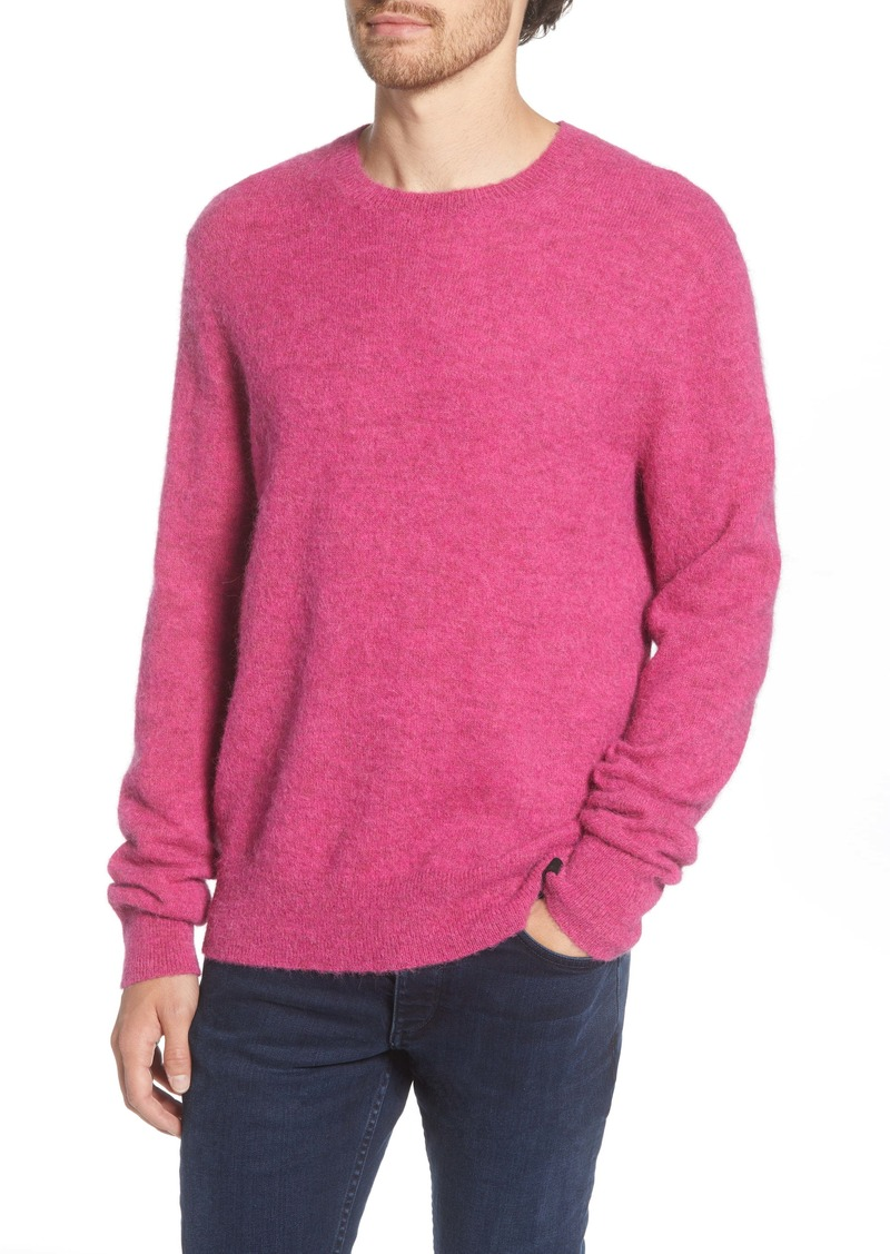 rag & bone Arnie Slim Fit Crewneck Wool Blend Sweater