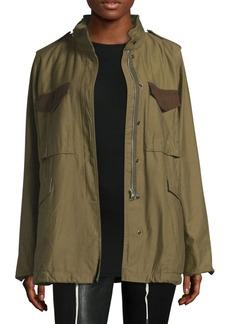 Rag & Bone Ash Field Cotton Jacket