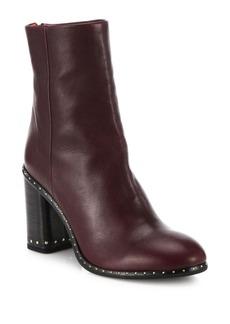 Rag & Bone Aspen Leather Block-Heel Boots