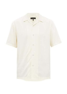 Rag & Bone Avery Cuban collar shirt