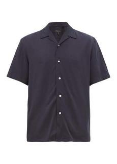 Rag & Bone Avery cuban-collar shirt