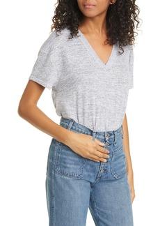 rag & bone Avryl Space Dye V-Neck T-Shirt